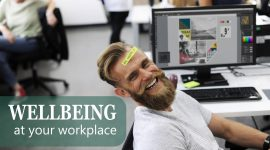 Is a well designed office the key to productivity, wellbeing, and health?
